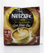 (袋裝) 雀巢咖啡 -  新加坡白咖啡少甜