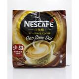 (袋裝)雀巢咖啡-新加坡白咖啡少甜