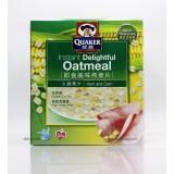 49g桂格營養燕麥片。火腿粟米