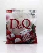 265g盛香珍Dr.Q蒟蒻。荔枝