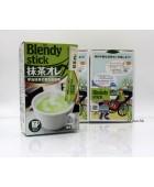 AGF 84g Blendy Stick 拿鐵咖啡 - 抹茶味