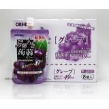 130g(錫袋)ORIHIRO蒟蒻者喱。提子味