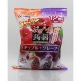 240gOrihiro果凍者喱-蘋果。葡萄