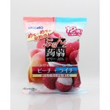 240gOrihiro果凍者喱--白桃。荔枝