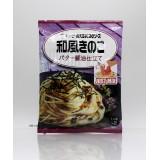 55g日本丘比意粉醬。日式蘑菇醬