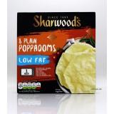 94g英國SharwoodsPoppadoms。印度薄餅(8片裝)