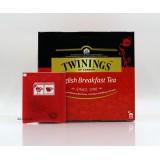 (50個裝)TWININGS茶包。英國早餐茶