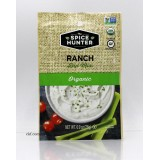 SpiceHunter。Organic Ranch Dip Mix