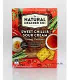 150gNaturalCracker脆皮餅乾。甜辣椒/酸奶油