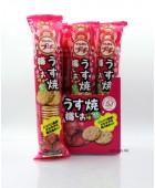 百邦迷你紫蘇梅子味烤米餅