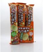 百邦迷你日式章魚味茨片