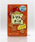 70g (合裝)YBC-Vegeru餅乾 - 蕃茄/芝士