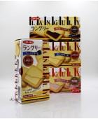 ( 6枚裝 )依度夾心曲奇餅 - 香 草