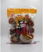 (袋裝)天惠二色銅鑼燒 - 紅豆栗子