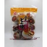 (袋裝)天惠二色銅鑼燒-紅豆栗子
