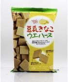 90gMiuraseika威化餅。豆乳黃豆味