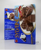 165g百邦Sylveine牛奶朱古力蛋糕