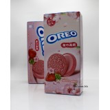 28.5g(盒裝)Oreo春之限定。櫻花草莓