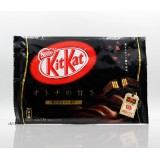 (袋裝)KitKat朱古力 - 黑朱古力 *食用期期2017-06 *