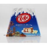 104.4g雀巢富士山草莓芝士蛋糕