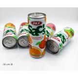 240ml韓國OKF粒粒果汁飲品-橙汁
