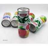 240ml韓國OKF粒粒果汁飲品-蜜桃汁