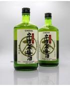 720mlCHOYA。蝶矢宇治荼梅酒