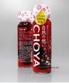 325mlChoya自然之想。蜂蜜、紫蘇梅酒