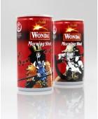 185gAsahi-Wonda朝日咖啡。奶滑