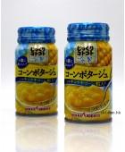 170mlPokkaSapporo即飲湯。濃厚粟米