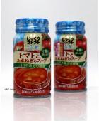 170mlPokkaSapporo即飲湯。野菜番茄