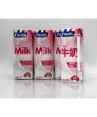 250mlPauls牛奶飲品。脫脂(红色)