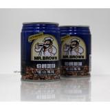 (罐)240ml伯朗咖啡。藍山風味