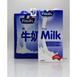 1L(3盒裝)Pauls牛奶飲品。原味(藍色)