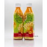 *食用日期2020/May/6* 350ml 道地百果園果汁。橙