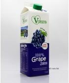1LV-Care100%純果汁。提子汁