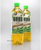 650ml台灣每朝健康綠茶。原味