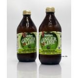 375mlSaxbysGinger&Lime。青檸薑梳打水