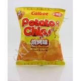 55g卡樂B薯片-BBQ