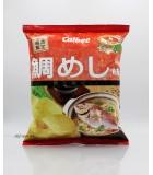 55g卡樂B 薯片。鯛魚飯味