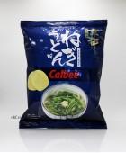 70g卡樂B薯片。日式蔥烏冬味