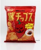 60gTohato暴君薯片- 辣麻油味