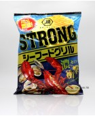 56g湖池屋STRONG薯片。龍虾海鮮