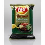 48gLay's薯片。泰式天酸辣味