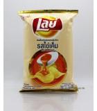 46gLay's薯片。鹹蛋味