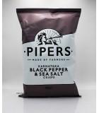 150g英國Pipers手工薯片。黑椒海鹽味