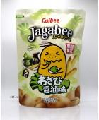 85g(袋裝)宅卡B薯條。日式芥末醬油味