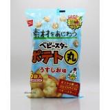 108g(6包裝)童星麵一口土豆丸。鹽味