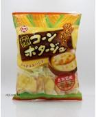 90gHonda-seika鐵火燒米餅。粟米湯味