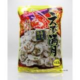 153g三河屋滿月蝦餅(家庭裝)
